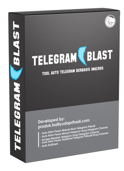 TELEGRAM BLAST CROP